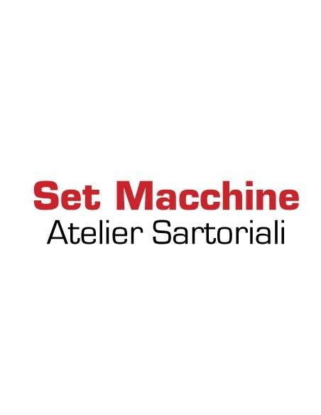 Set Macchine da Cucire Atelier Sartoriali