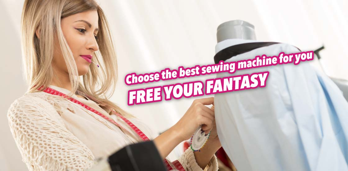 Sewing Machines and Overlockers Online