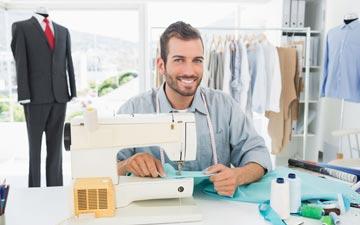 macchina per cucire semi professionale per atelier e sartorie
