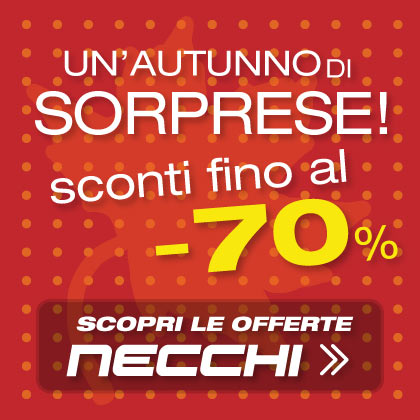 Offerte Macchine da Cucire Necchi - SewShop