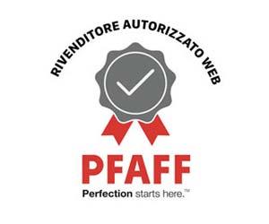 Pfaff logo Rivenditore Autorizzato Web