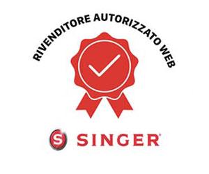 Singer logo Rivenditore Autorizzato Web